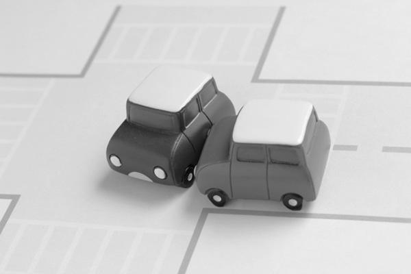 交通事故の対応